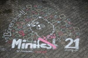 Minitag statt Minifest am 12. September 2021